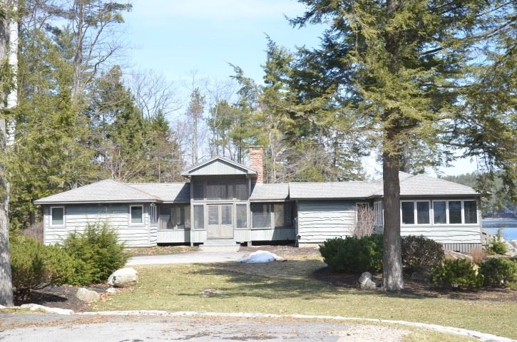 WOLFEBORO NH  Home for sale $1,689,000
