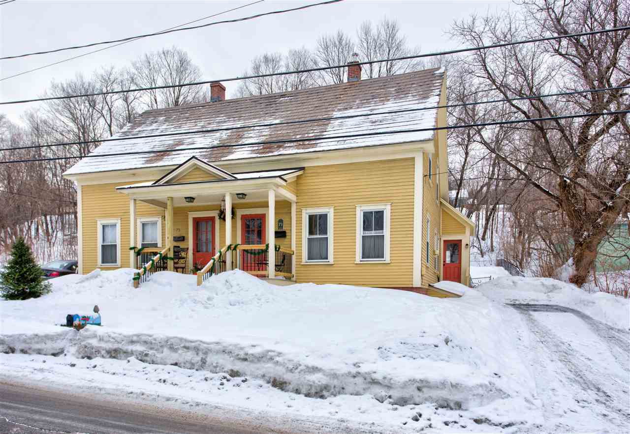Village of Woodstock in Town of Woodstock VT Condo for sale $List Price is $205,000