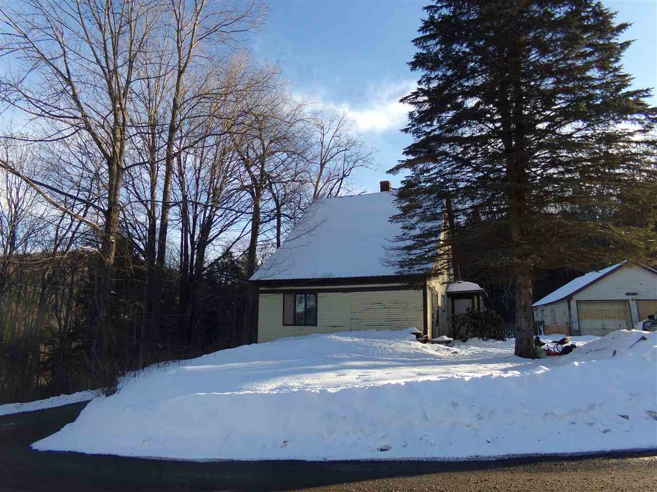 Springfield VT Home for sale $List Price is $49,900