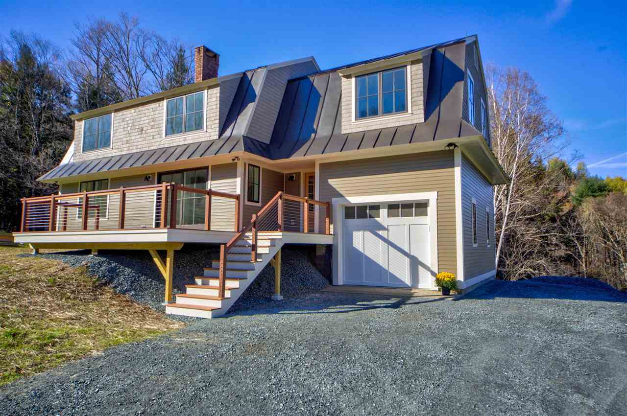 MLS 4734771: 925 Fletcher Hill Road, Woodstock VT