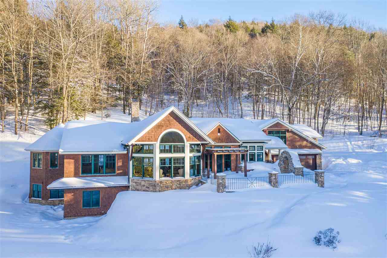 Photo of 931 North Hill Road Stowe VT 05672