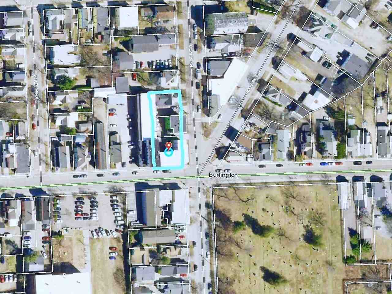 Photo of 200 North St. & 161-167 Elmwood Ave. Burlington VT 05401