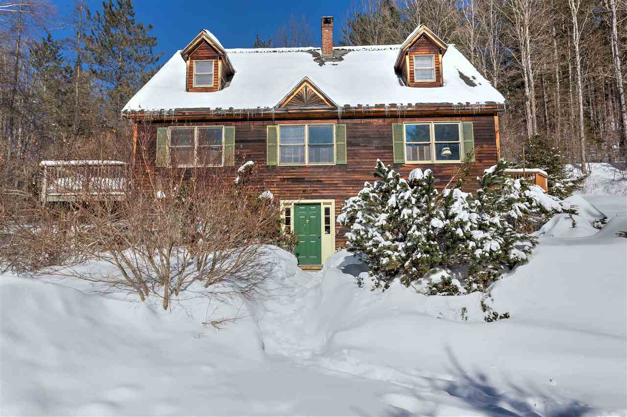 Woodstock VT Home for sale $List Price is $285,000