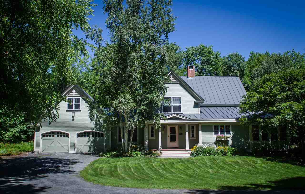 Village of Quechee in Town of Hartford VT Home for sale $List Price is $539,000