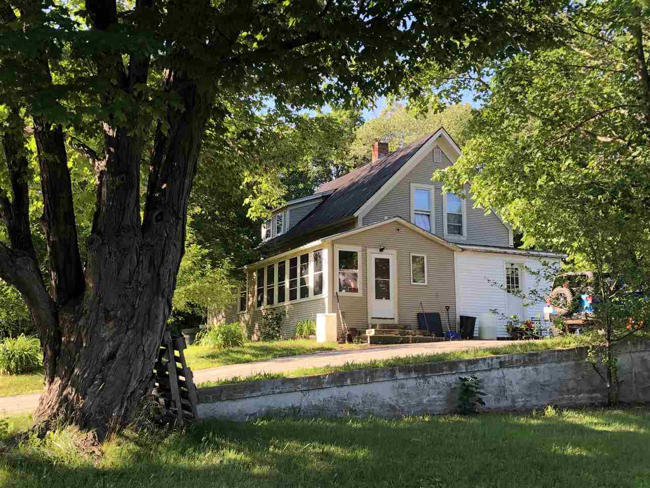 Village of Sanbornville in Town of Wakefield NH Home for sale $$179,900 $137 per sq.ft.