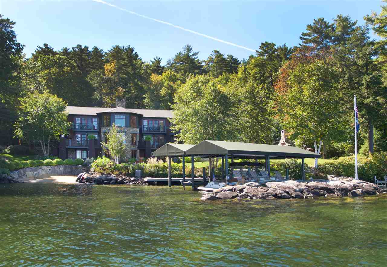 GILFORD NH  Home for sale $4,295,000