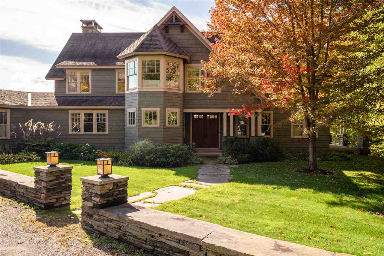 Photo of 2242 Robinson Springs Road Stowe VT 05672