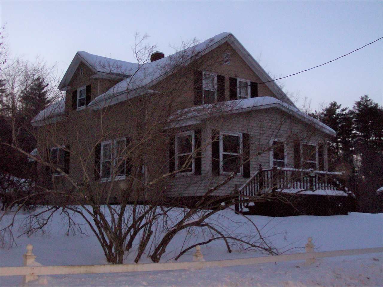 Claremont NH 03743- Home for sale $List Price is $69,900