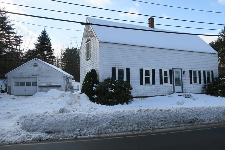 Village of Sanbornville in Town of Wakefield NH Home for sale $$84,900 $58 per sq.ft.