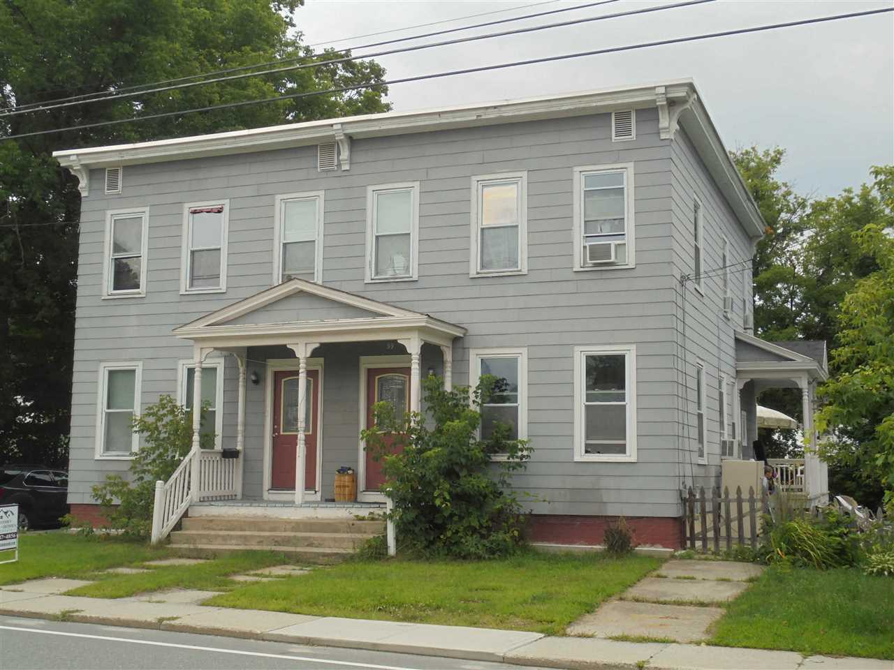 Claremont NH 03743Multi Family for sale $List Price is $119,000