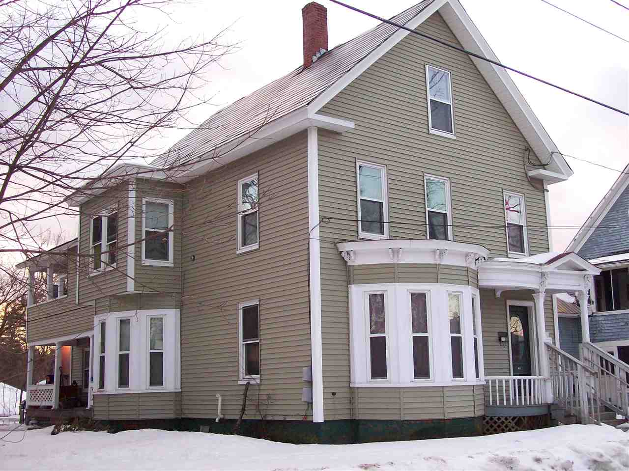 Claremont NH 03743Multi Family for sale $List Price is $109,900