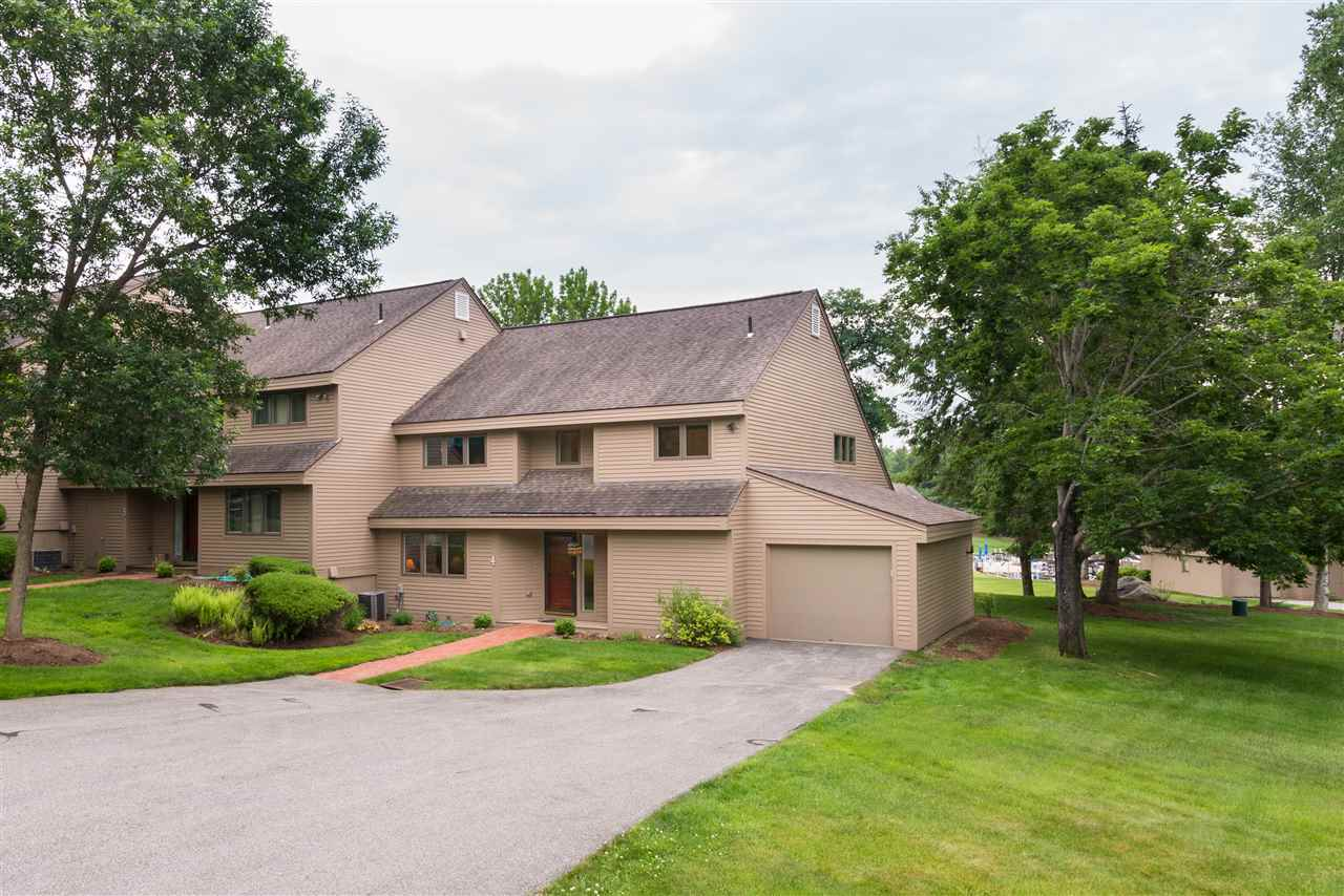 Moultonborough NH Lake Winnipesaukee waterfront home for sale