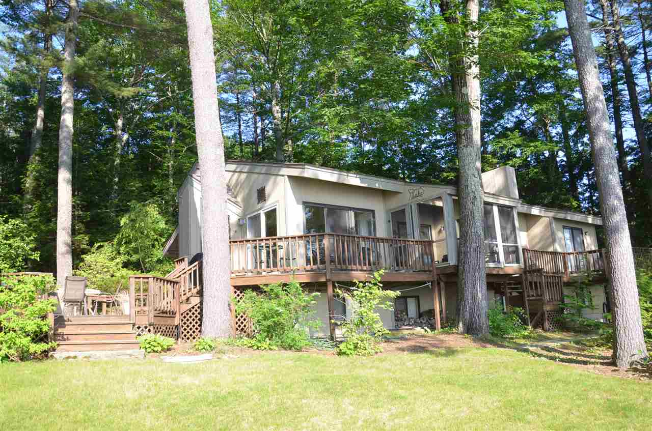 MLS 4735728: 193 Dockham Shore Road, Gilford NH
