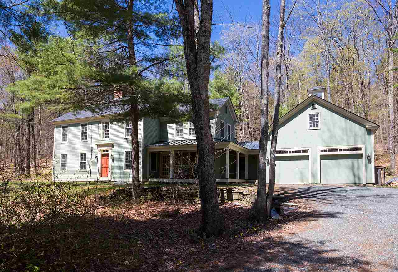 Quechee VT Home for sale $650,000