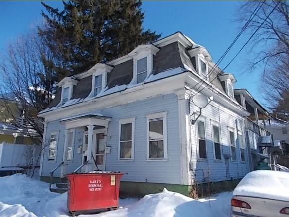 CLAREMONT NH Multi Family for sale $$89,000 | $27 per sq.ft.
