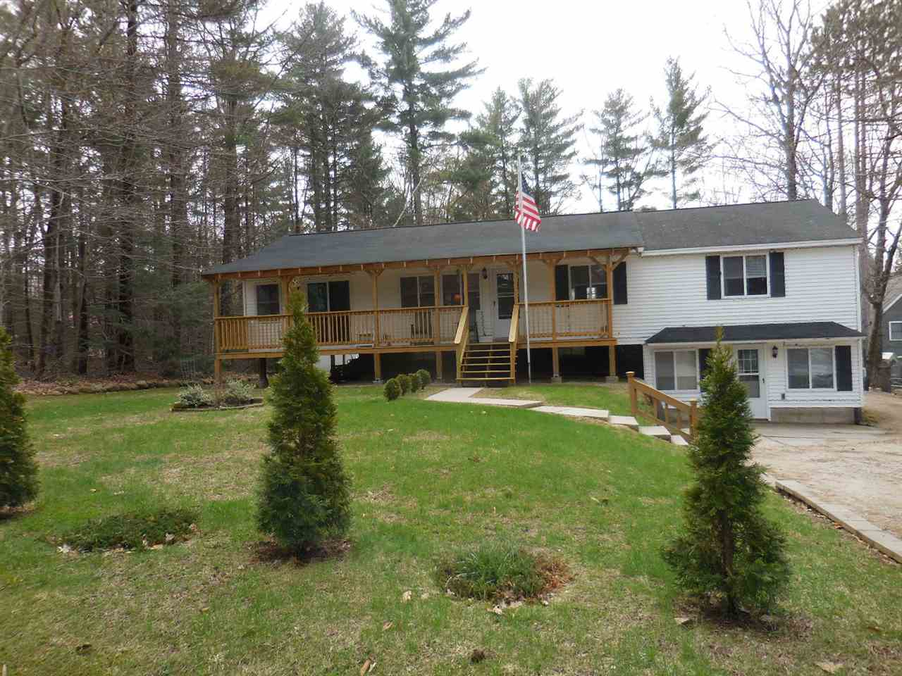 MIDDLETON NH Home for sale $248,900