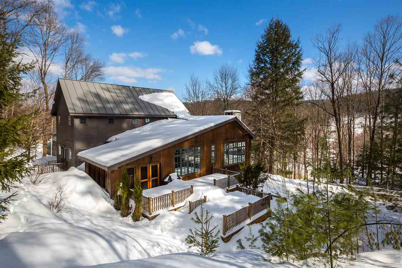 Village of Woodstock in Town of Woodstock VT Home for sale $List Price is $1,229,500