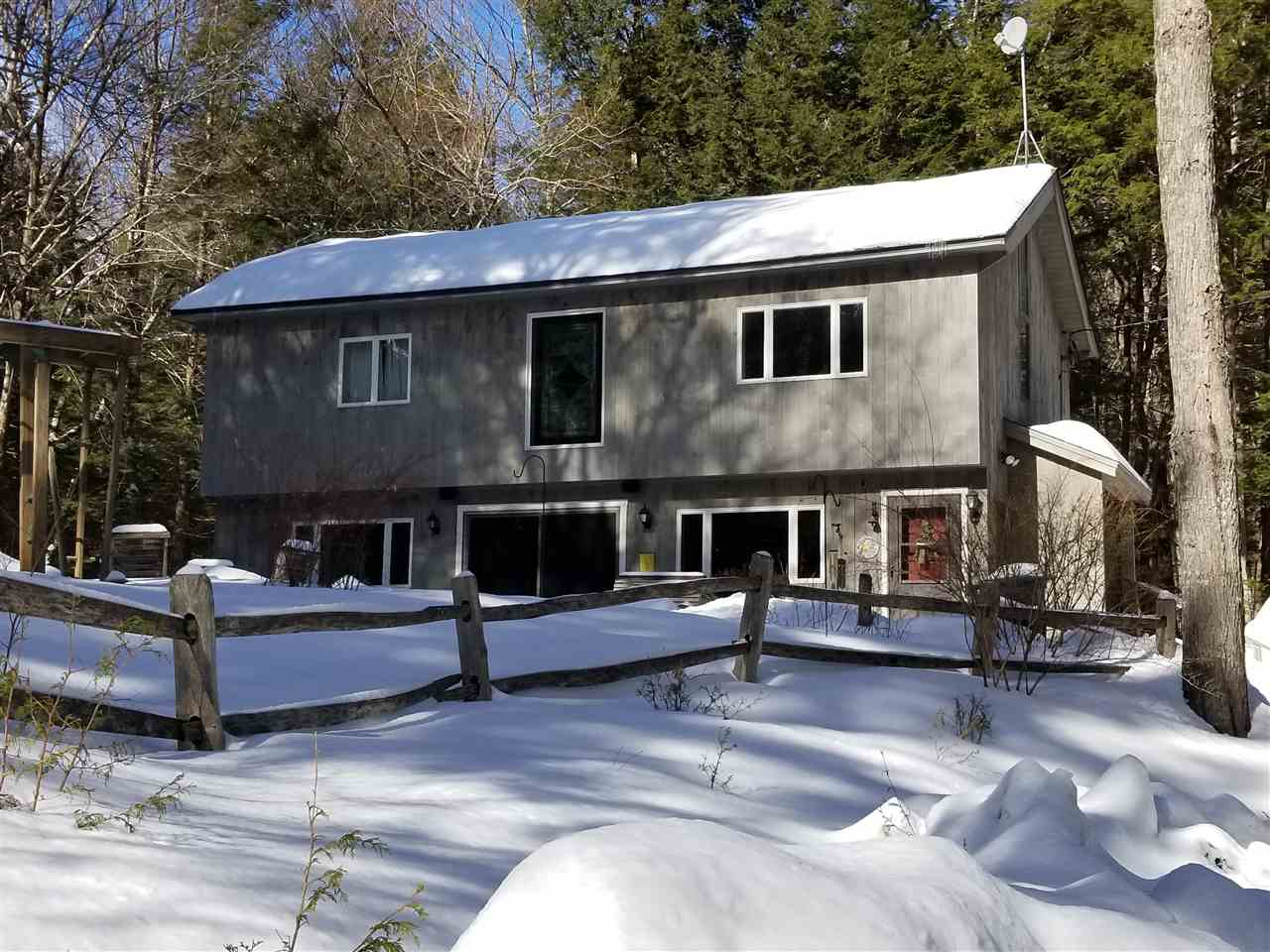 Village of Quechee in Town of Hartford VT Home for sale $List Price is $265,000