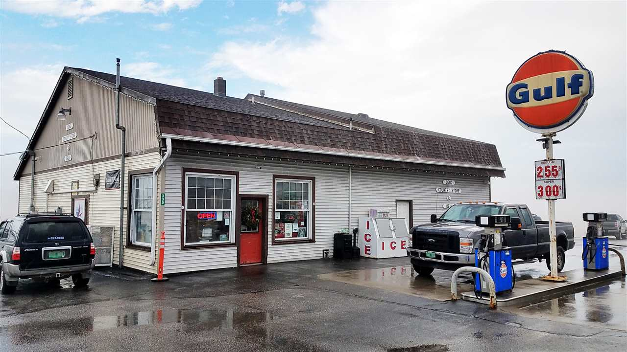 Orwell Gas-N-Go Country Store and Deli is located on scenic Vermont Route 22A. Between Fair Haven and Vergennes, this country convenience store is the perfect stopping place for travelers needing a mid-trip re-fuel (Gulf gasoline - super or regular), community members grabbing a bite to eat, or locals treating their vehicles to a self-service car wash! Busy country convenience store featuring milk, soda, beer, wine, snacks, groceries and so much more! Full in-house deli featuring high quality Boar's Head products. Enjoy great clientele and great employees, Orwell Gas-N-Go is part of the local community! With plenty of paved parking, the store carries ice, propane, automotive items, coolants and fluids. Equipment features 10-door Energy Star rated cooler, and Energy Star rated deli equipment and beer cave. Energy efficient heat pumps are used for heating, cooling and hot water. Coffee bar offers local Green Mountain Coffee, along with Vermont honey and maple syrup. FREAL Blending Bar for milkshakes, smoothies and frozen coffee. Serve up some soft-serve ice cream on those warm summer days! 840 square feet of usable space upstairs for possible future living quarters. Recently updated bathrooms with new upgrades and improvements to the business over the last six years! You do not want to miss out on this opportunity. Schedule your showing now!