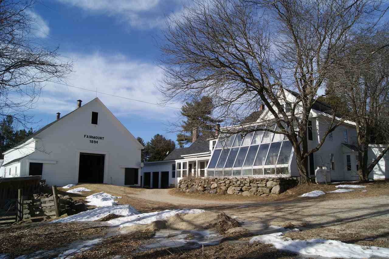 Rindge NH Horse Farm | Property