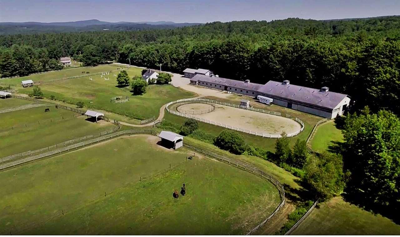 Belmont NHHorse Farm | Property