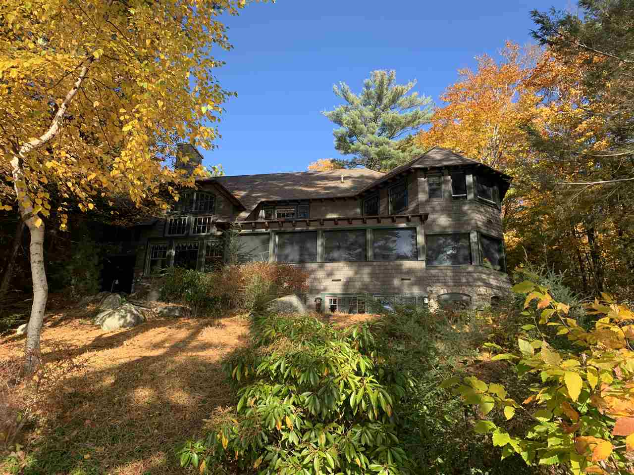 WOLFEBORO NH  Home for sale $3,298,000