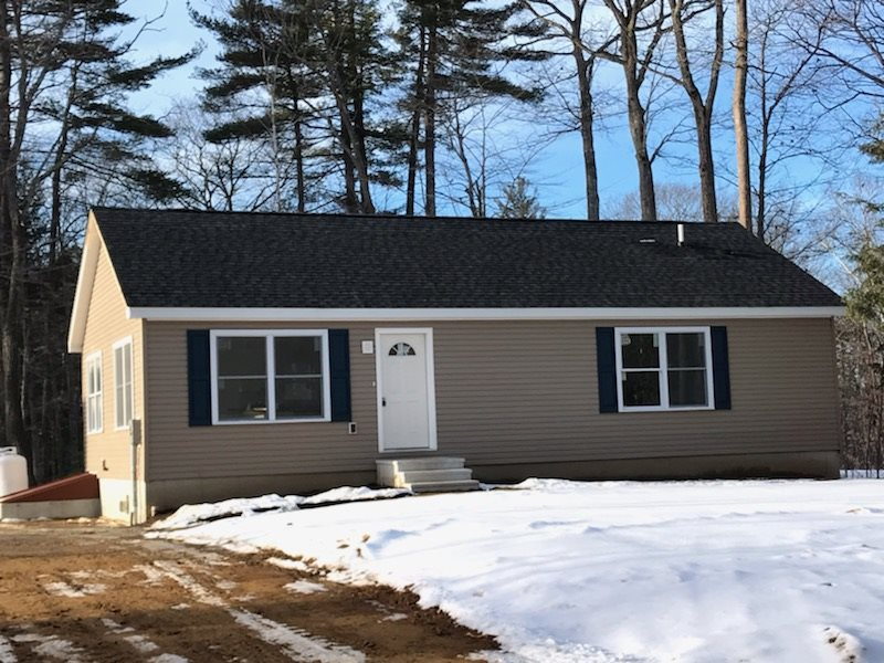 BARNSTEAD NH  Home for sale $218,000