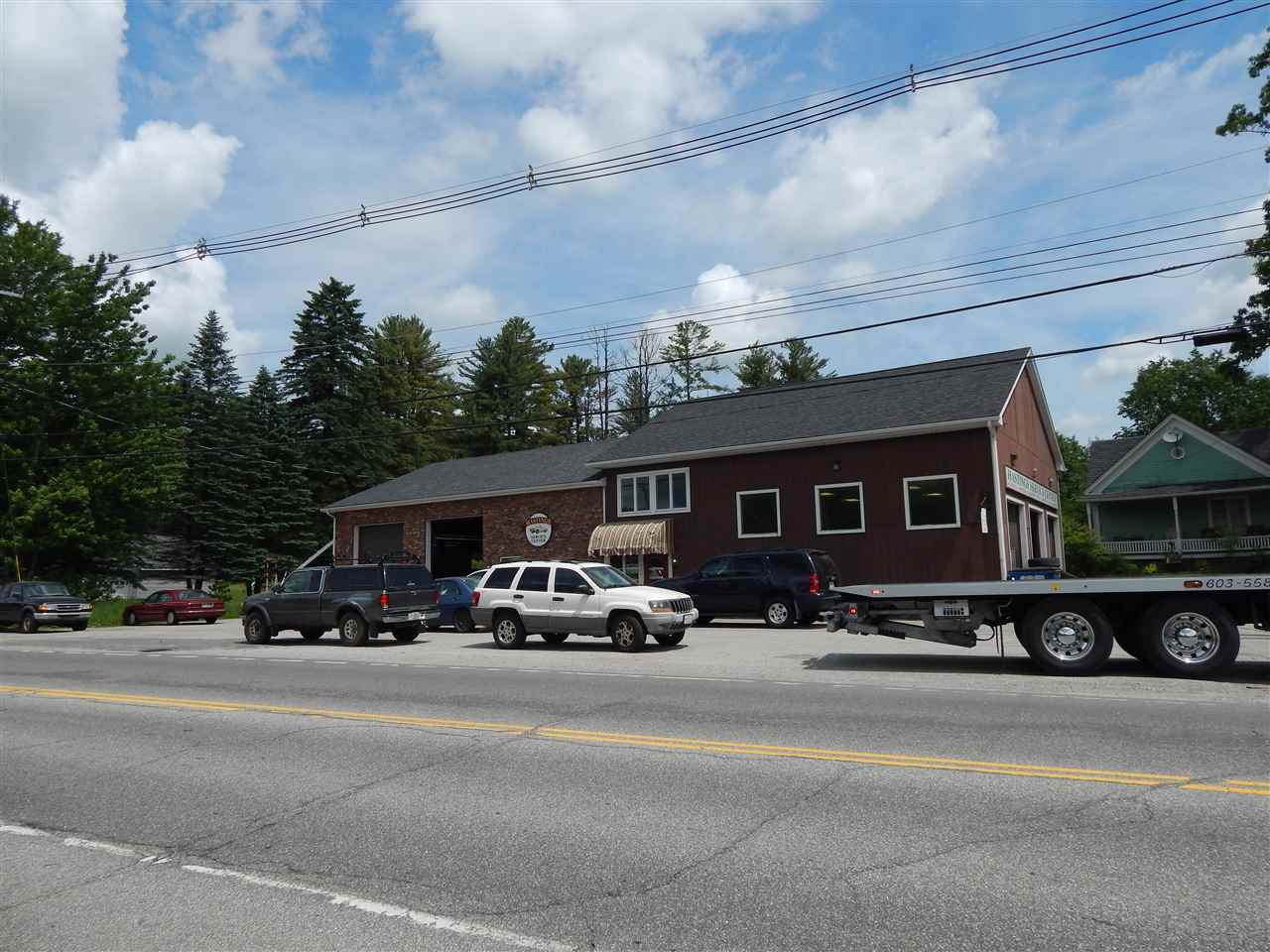 NEWPORT NH Commercial Property for sale $$349,000 | $73 per sq.ft.