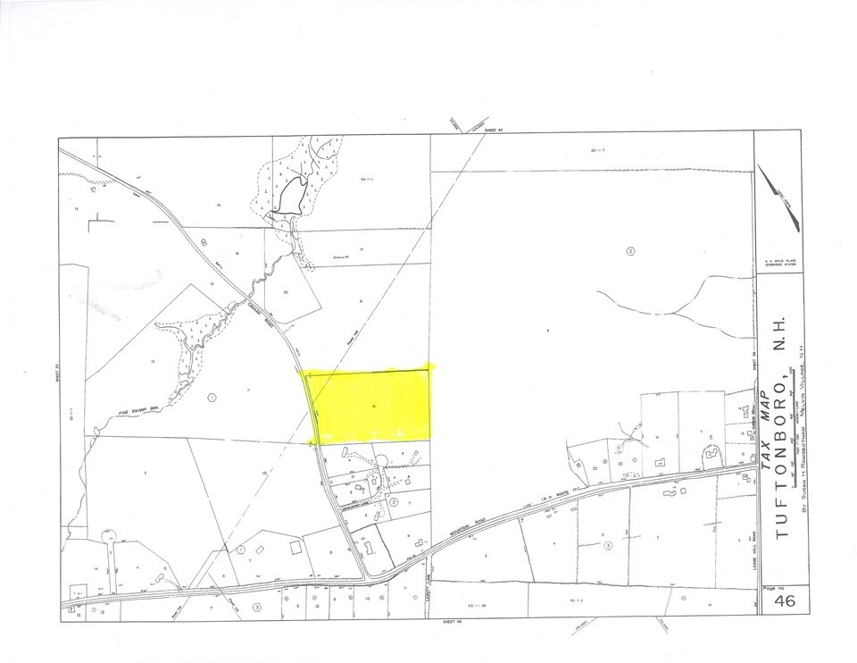 TUFTONBORO NH  LAND  for sale $139,000