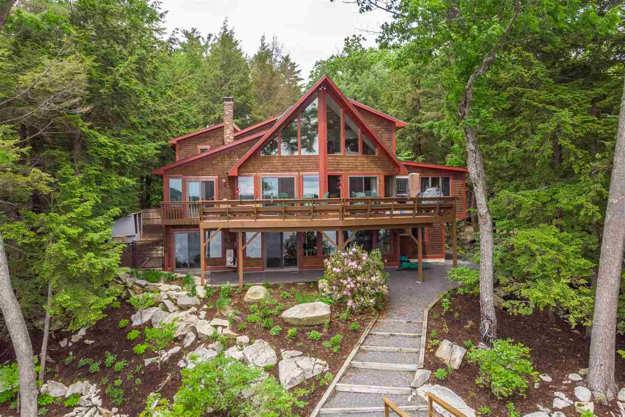 MOULTONBOROUGH NH  Home for sale $1,625,000