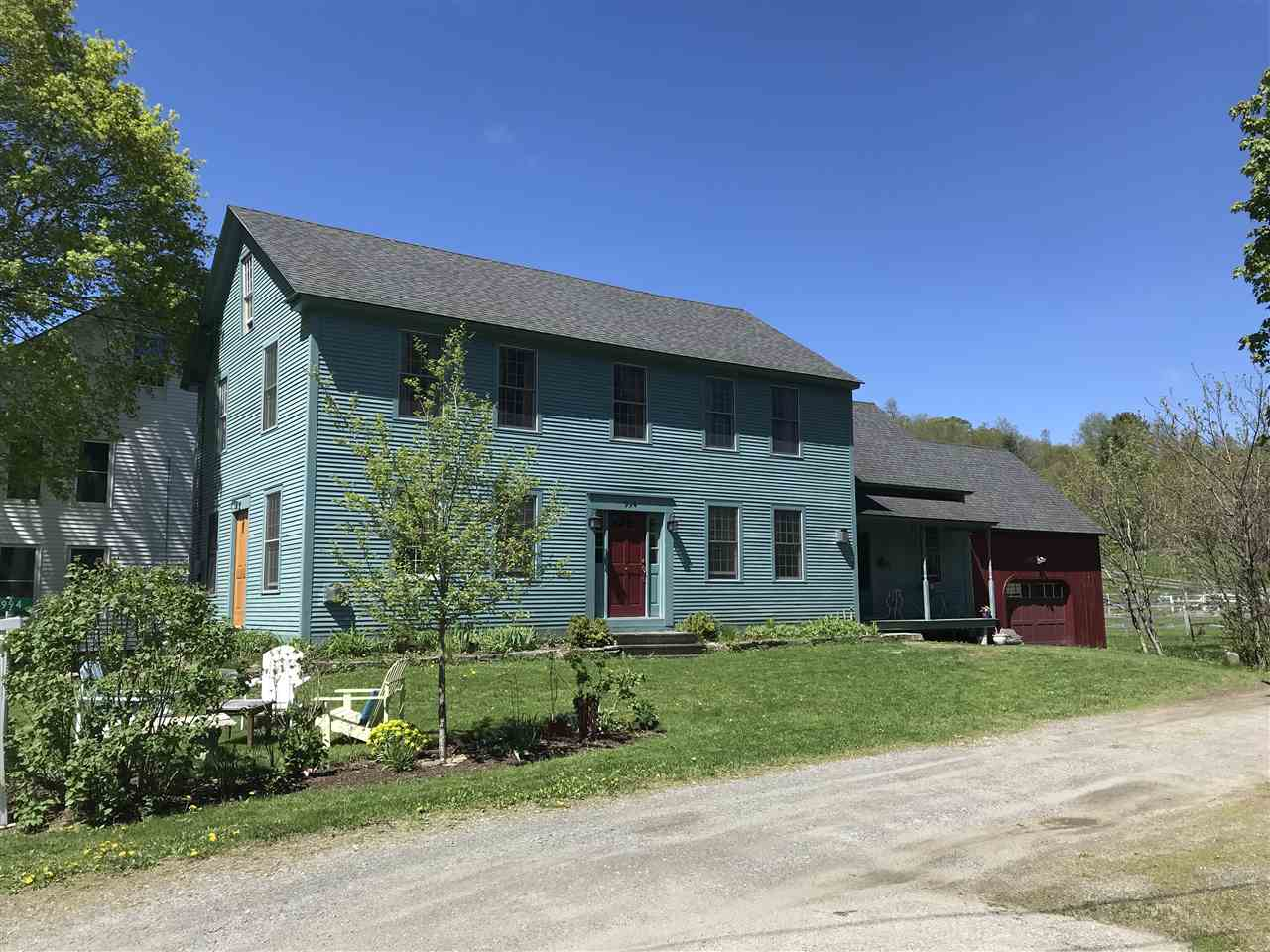 Village of Brownsville in Town of West Windsor VT  05037Home for sale $List Price is $287,500
