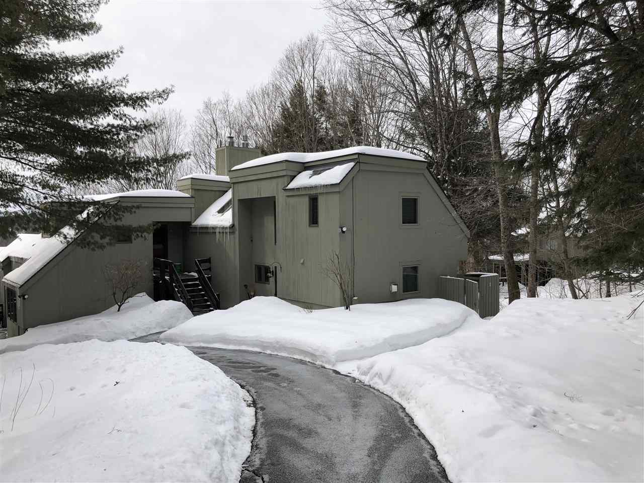 Village of Quechee in Town of Hartford VT Condo for sale $List Price is $89,000
