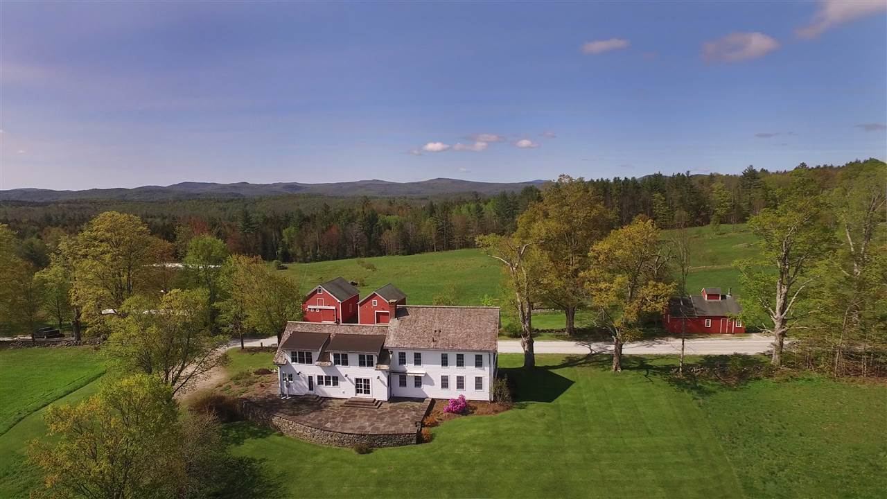 Shrewsbury VT Horse Farm | Property