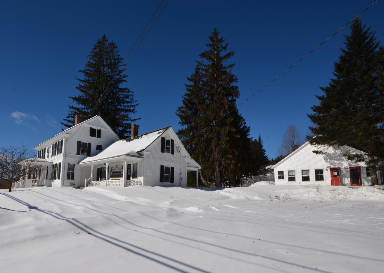 Woodstock VT Commercial Property for sale $List Price is $425,000
