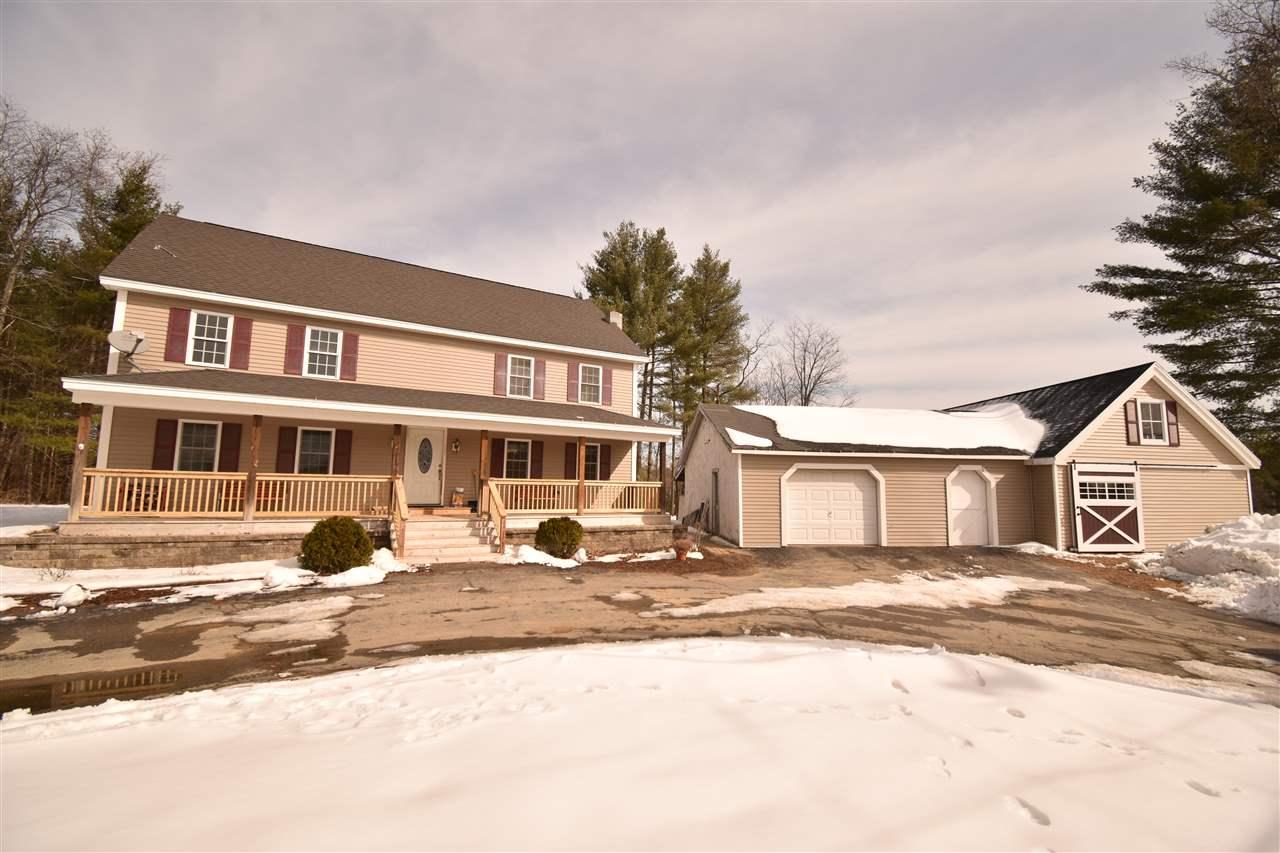 BARNSTEAD NH Home for sale $325,000