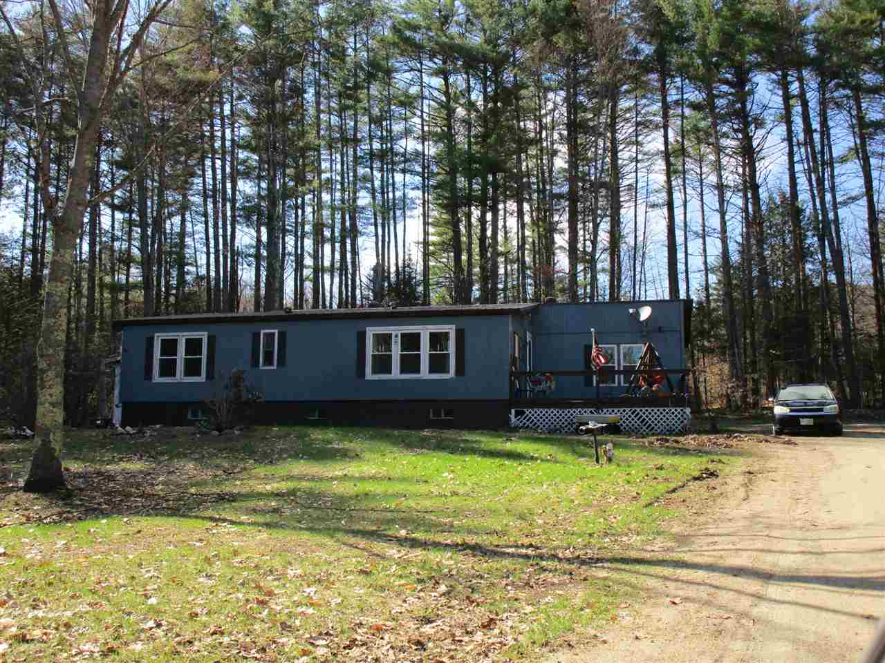 DANBURY NH Mobile-Manufacured Home for sale $$137,500 | $117 per sq.ft.