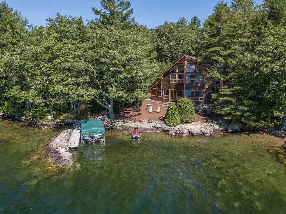 WOLFEBORO NH  Home for sale $1,695,000