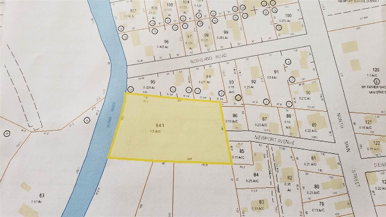 NEWPORT NHLAND  for sale $$45,000 | 1.5 Acres  | Price Per Acre $0
