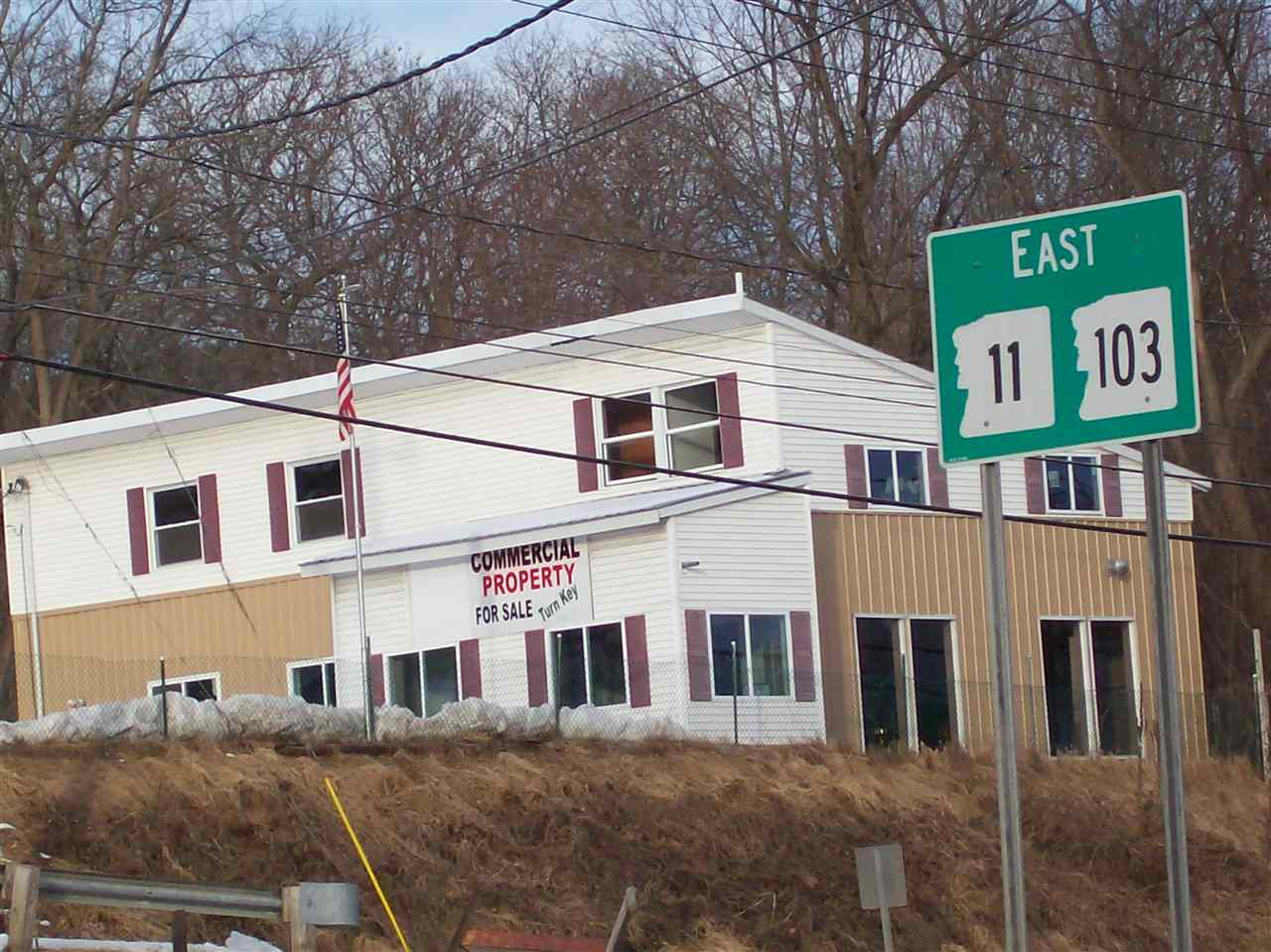 CLAREMONT NH Commercial Property for sale $$159,900 | $95 per sq.ft.