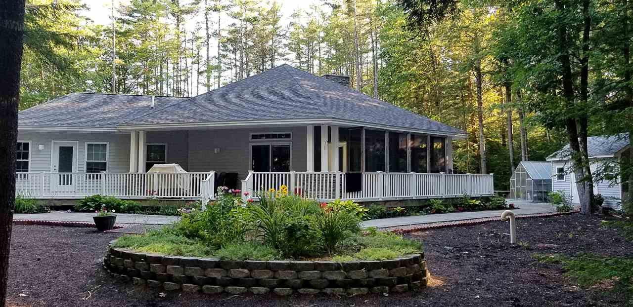 BROOKFIELD NH  Home for sale $599,000