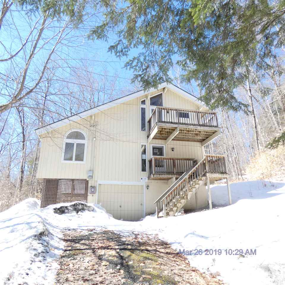 Village of Quechee in Town of Hartford VT Home for sale $List Price is $119,900