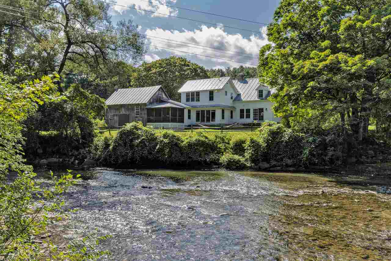 Norwich VT Home for sale $List Price is $695,000
