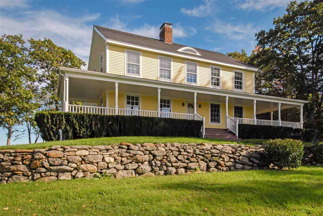 VILLAGE OF GILMANTON IRON WORKS IN TOWN OF GILMANTON NH  Home for sale $599,900