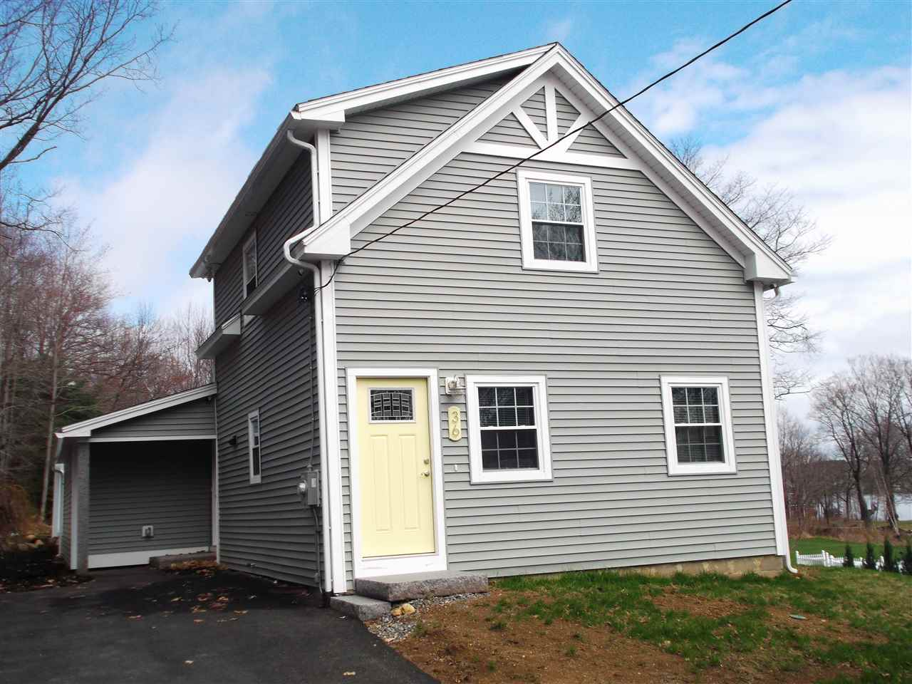 LACONIA NH for rent $Furnished Single Family $1,750  Term Annual