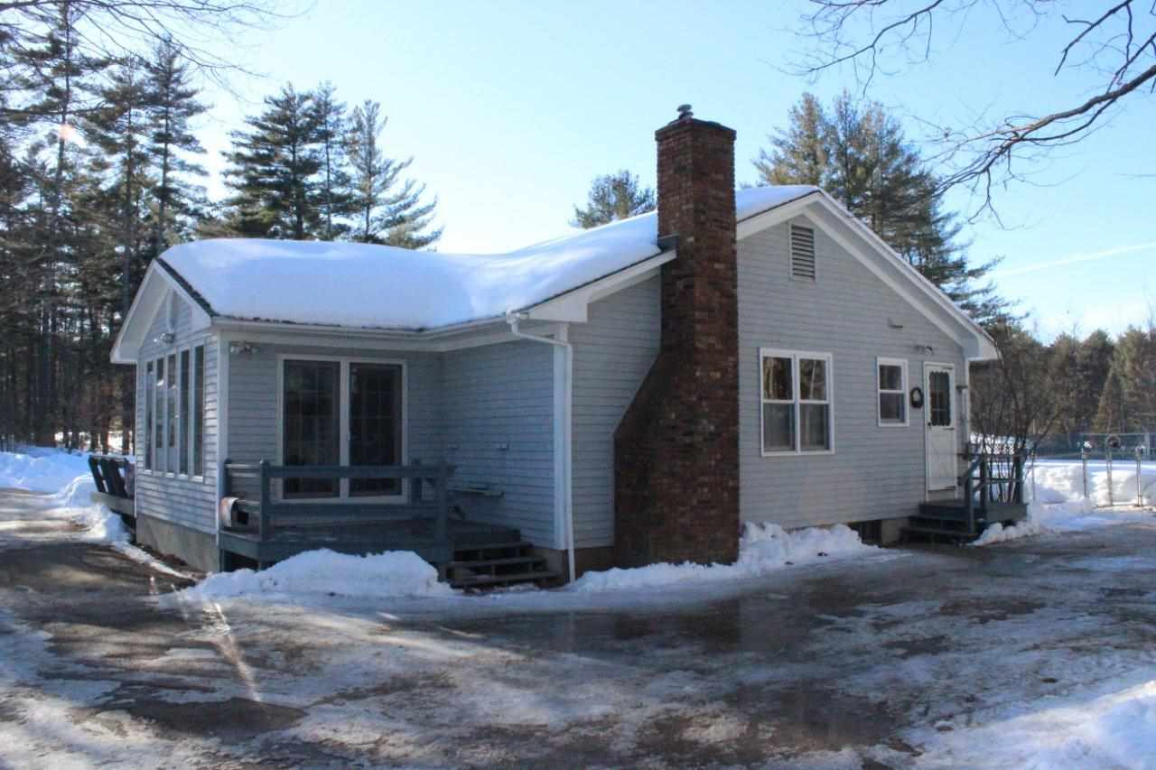 OSSIPEE NH Home for sale $265,000