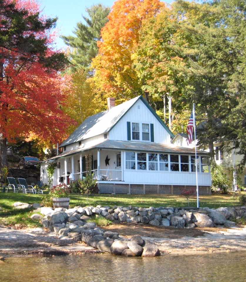 BRISTOL NH Lake House for sale $$689,900 | $632 per sq.ft.