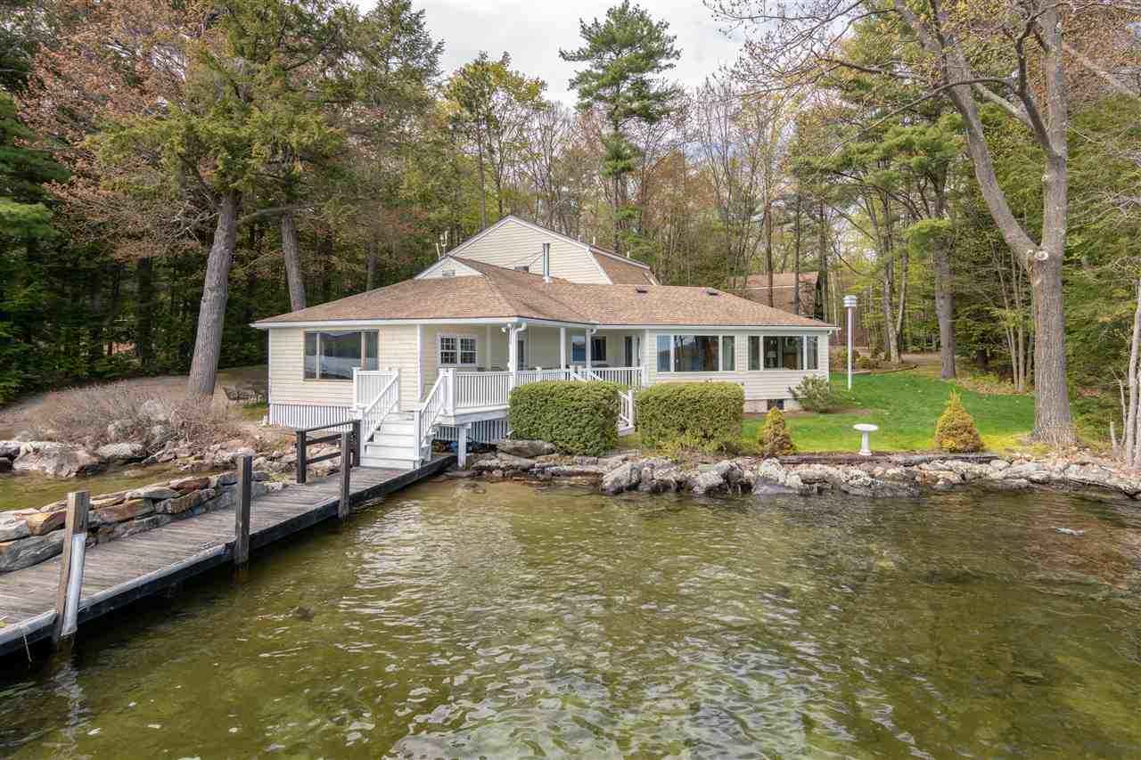 WOLFEBORO NH  Home for sale $1,995,000