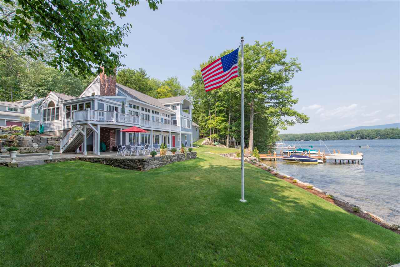 MOULTONBOROUGH NH  Home for sale $2,200,000
