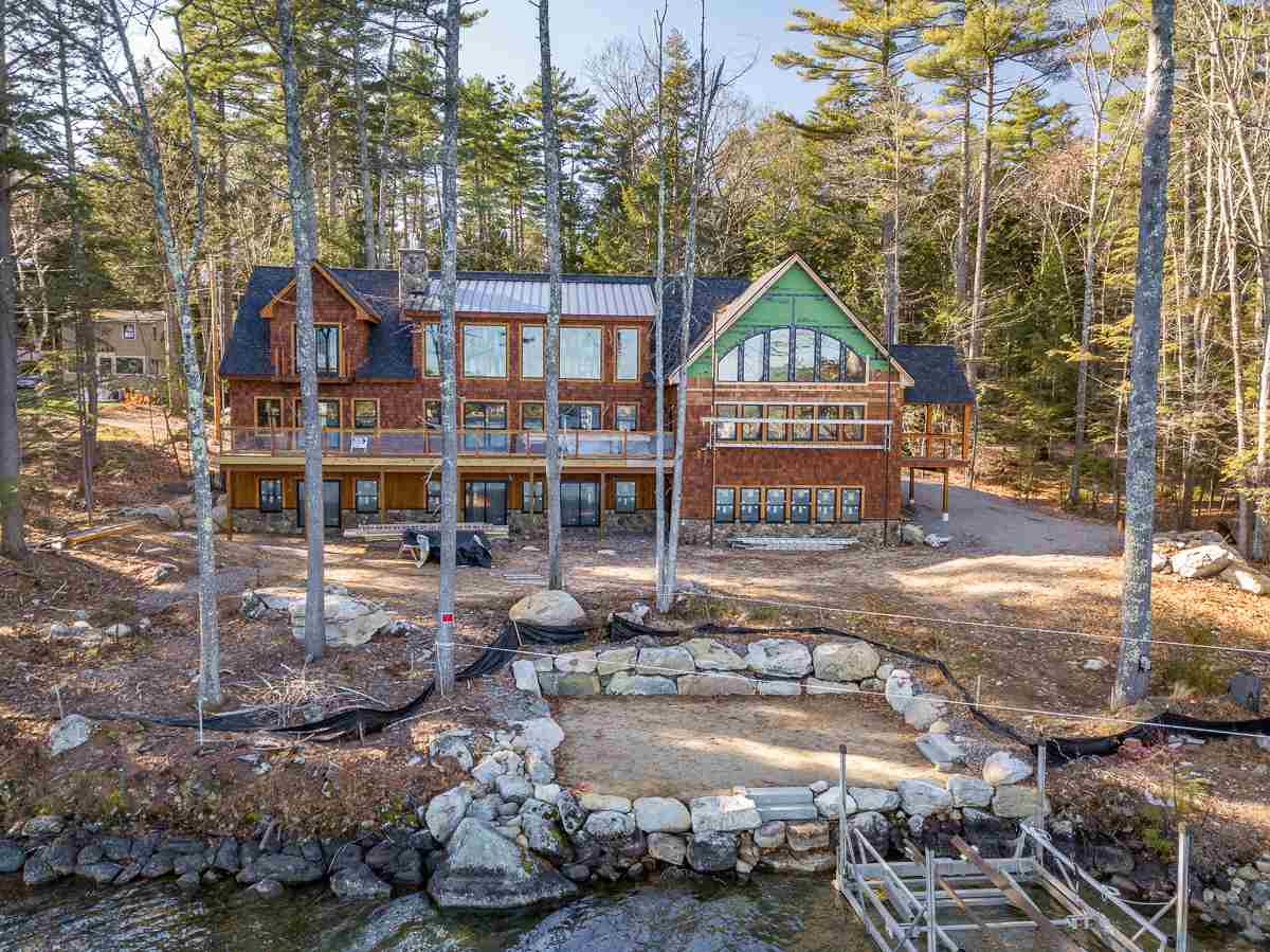 MEREDITH NH  Home for sale $2,495,000