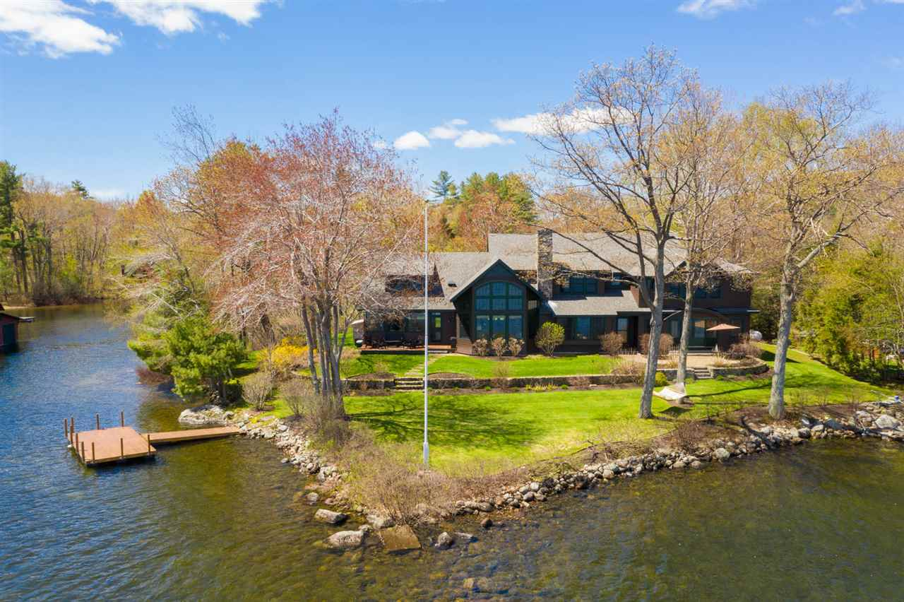 HOLDERNESS NH  Home for sale $3,595,000